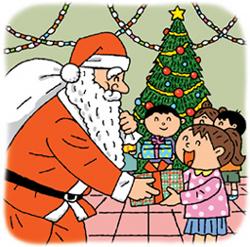 サンタのプレゼント*90-181.jpg