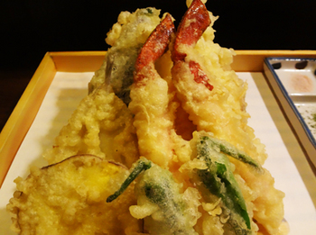 1.20*カニと野菜の天婦羅盛り32-338.jpg