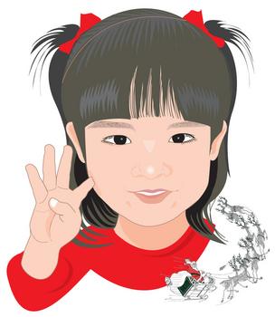 2014.12.24*みえちゃん似顔絵.jpg