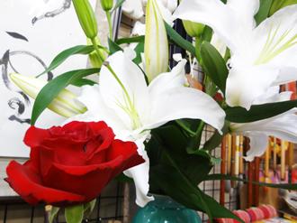 3.バラと百合*27.5-238.8.jpg