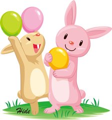 4.21*復活祭・いたづら兎と卵*38-157.5.jpg