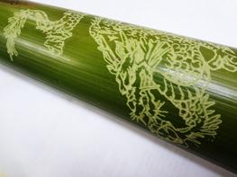 竹に龍の彫り物*20-151.8.jpg